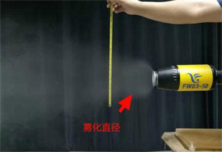 低气压高雾化成型工艺的执着